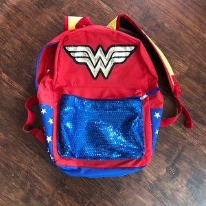 Wonder Woman bag pack